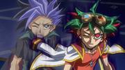 Yuya & Yuto in control