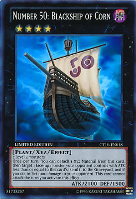 No50 Blackship of Corn CT10