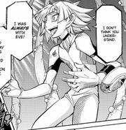 Sora's diving suit