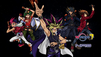 ARC-V UNLEASH 777th Episode End of OP