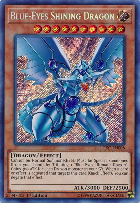 Blue-Eyes Shining Dragon | Yu-Gi-Oh! | FANDOM powered by Wikia