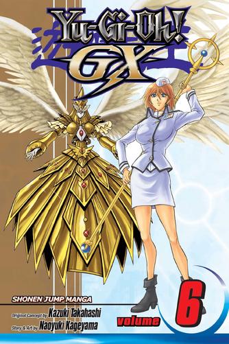 <i>Yu-Gi-Oh! GX</i> Volume 6