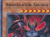 Annihilator Archfiend