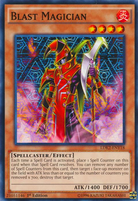 Blast Magician   Yu-Gi-Oh!   FANDOM powered by Wikia