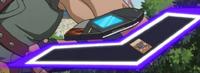 Ishijima's Duel Disk