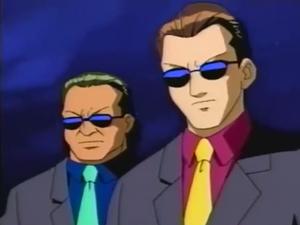 Kaiba's bodyguards