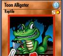 Toon Alligator (BAM)