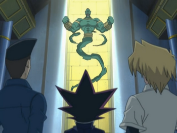 Yu-Gi-Oh! Capsule Monsters - Episode 003