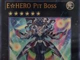 E☆HERO Pit Boss