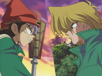 Yu-Gi-Oh! - Episode 011