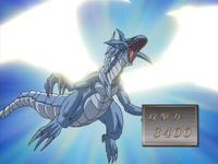 YuGiOh! TCG karta: Blue-Eyes Tyrant Dragon