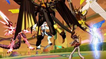 Yu-Gi-Oh! ZEXAL - Episode 073