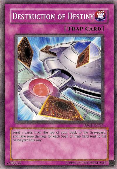 Destruction of Destiny   Yu-Gi-Oh!   FANDOM powered by Wikia