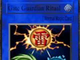 Gate Guardian Ritual