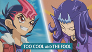 Too Cool and The Fool Team
