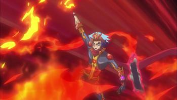 Yu-Gi-Oh! VRAINS - Episode 049