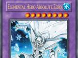 Elemental HERO Absolute Zero
