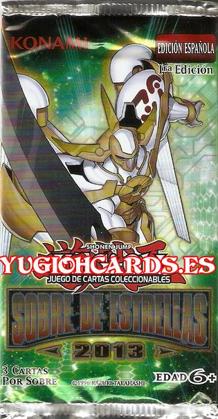 SP13 Yu-Gi-Oh 1x Schwarzstrahl-Lanzenträger Star Pack 2013