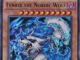 Fenrir the Nordic Wolf