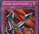 Kunai with Chain