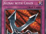 Kunai with Chain