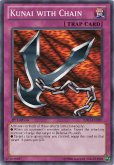 Kunai with Chain BP01