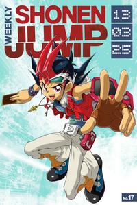 Weekly Shonen Jump 13-03-25 issue
