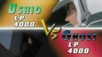 5Dx065 Ushio VS Ghost