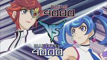 Blue Angel VS Baira