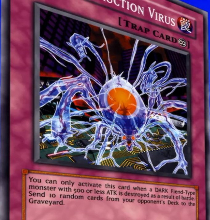 Deck Destruction Virus | Yu-Gi-Oh! | FANDOM powered by Wikia