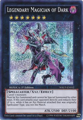Legendary Magician of Dark WSUP