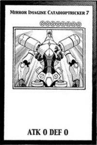 YuGiOh! TCG karta: Mirror Imagine Catadioptricker 7