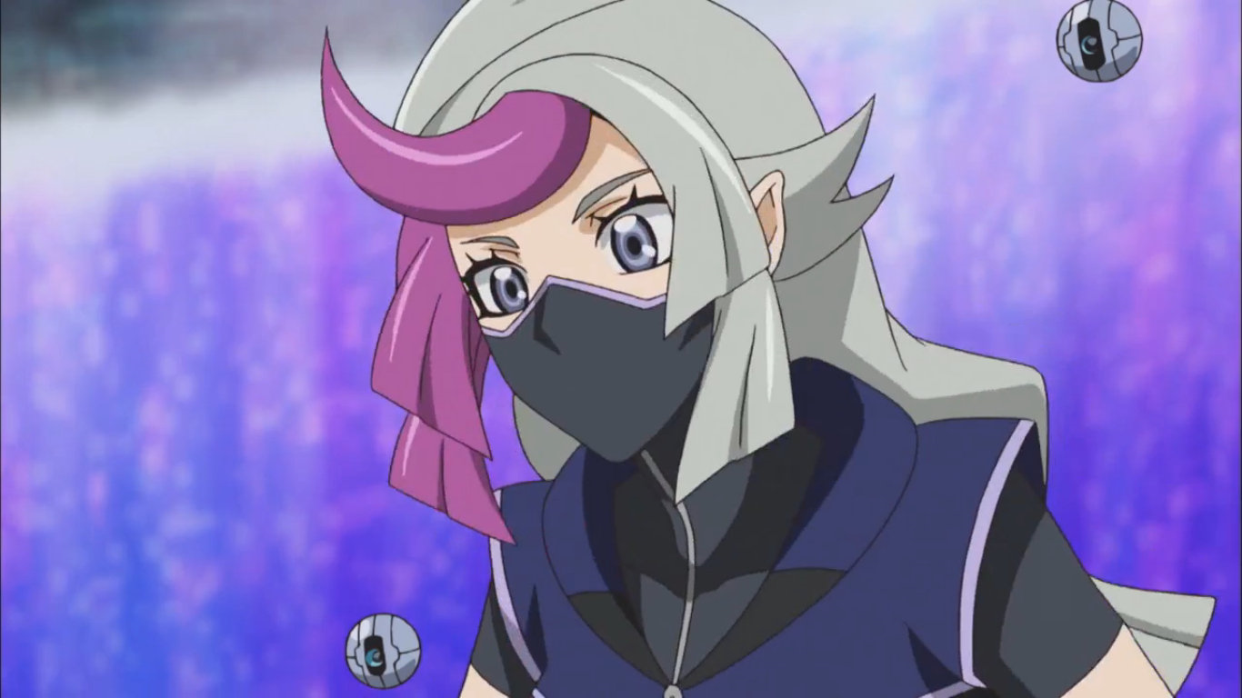 Ghost girl vrains mode png