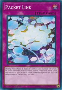 YuGiOh! TCG karta: Packet Link