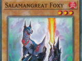Salamangreat Foxy