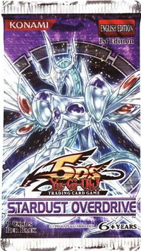 Stardust Overdrive cover