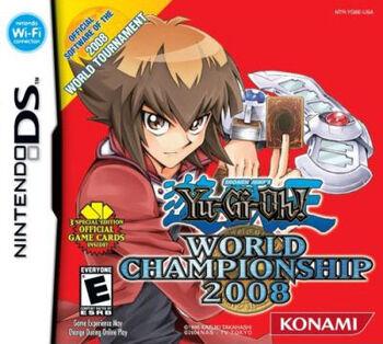 <i>Yu-Gi-Oh! World Championship 2008</i>