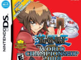 Yu-Gi-Oh! World Championship 2008 promotional cards