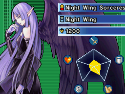Night Wing Sorceress-WC09