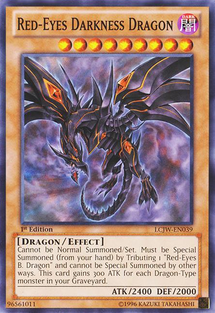 Red-Eyes Darkness Dragon | Yu-Gi-Oh! | FANDOM powered by Wikia