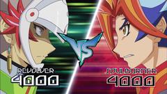 Soulburner VS Revolver
