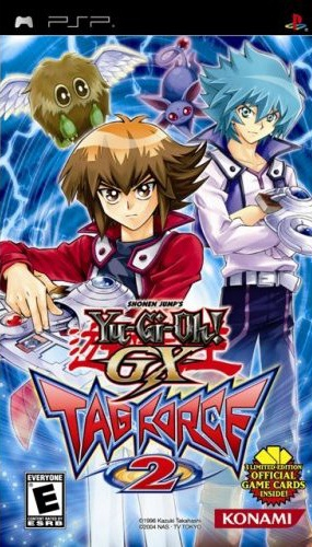 Yu-Gi-Oh Duel Monsters GX Tagforce 2 JPN PSP ISO Free Download