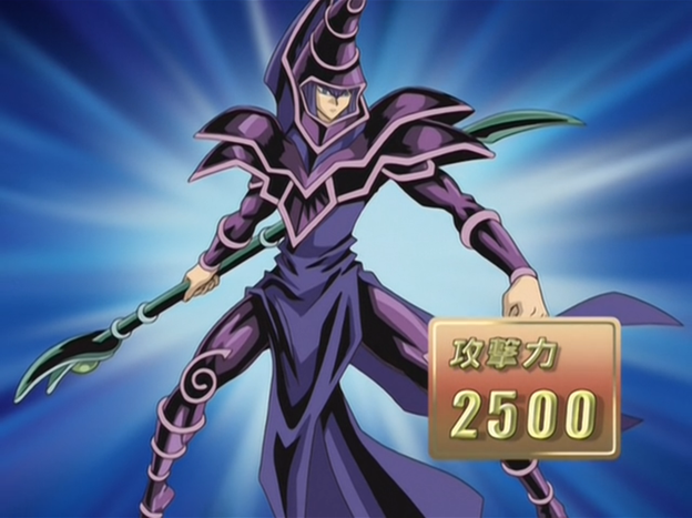 Image result for dark magician anime