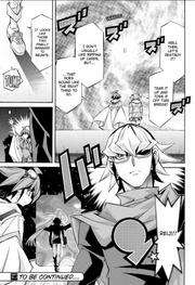 Reiji visits Yuya before the latter destroys GOD