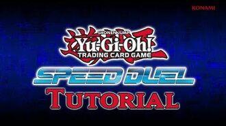 Yu-Gi-Oh! ESTAMPAS ILUSTRADAS Speed Dueling Tutorial (PT)