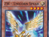 ZW - Unicorn Spear