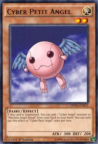 YuGiOh! TCG karta: Cyber Petit Angel