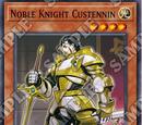 Noble Knight Custennin