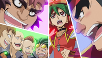 ARC-V Episode 30 Action Duel!
