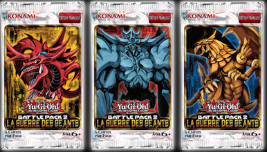 War of the Giants Mosaic Rare 1x Zweiköpfiger Behemoth Yu-Gi-Oh BP02